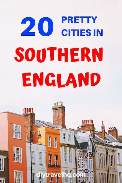 Want to travel Southern England? Check out our Southern England itinerary and find out the most beautiful places to visit in Southern England #uktravel #ukroadtrip #southernengland #diytravel