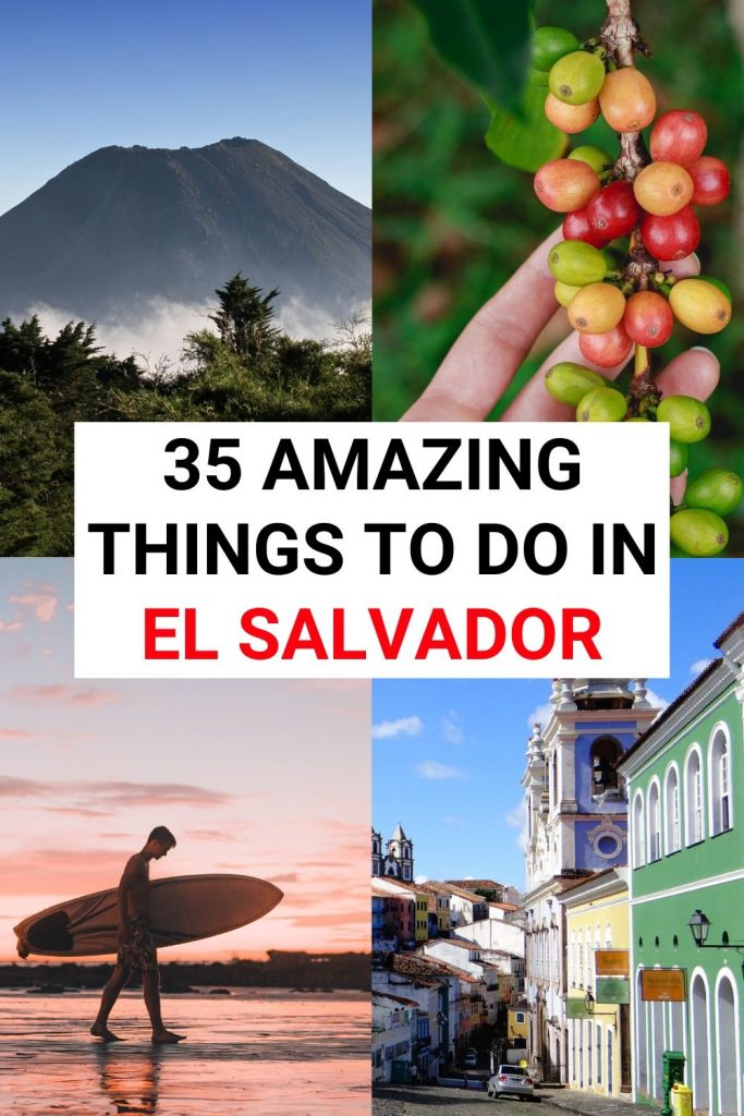 Want to travel to El Salvador? From El Salvador culture to food, check out our post and find out the best things to do in El Salvador #elsalvador #centralamerica