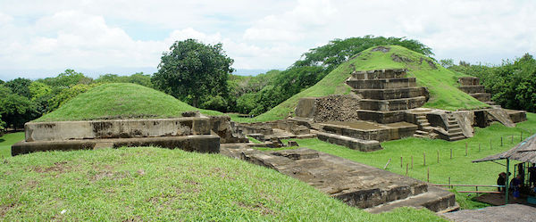 San Andres ruins is one of the best places to visit in El Salvador