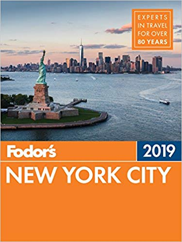 Fodors NYC travel guide