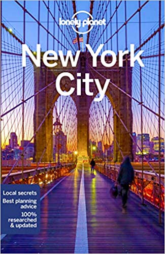 LP NYC travel guide