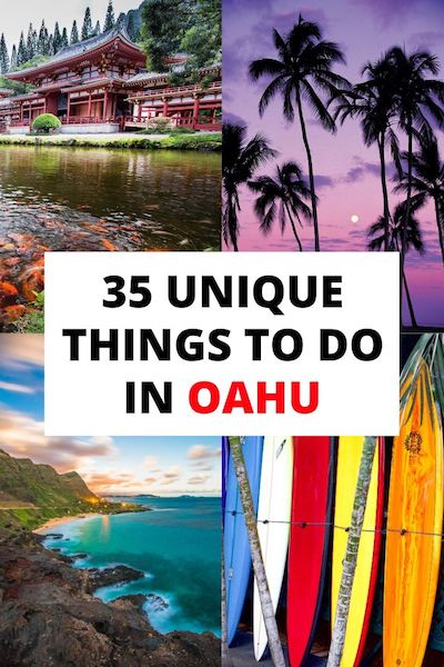 Want to know the best Oahu Hawaii secrets? Check out our post and find out the top things to do in Oahu Hawaii with beaches, hikes and activities! #oahu #hawaii #oahuhawaii