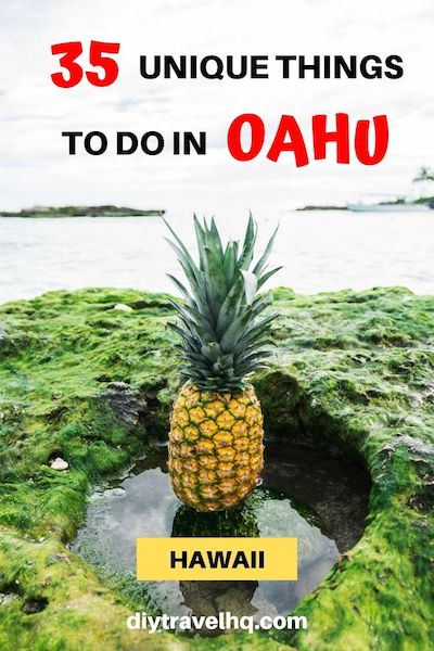 Get off the tourist track and discover some of the most unique things to do in Oahu Hawaii - from food and hikes to activities and beaches we share our best Oahu secrets. Start planning your Oahu vacation or honeymoon now! #oahu #hawaiitravel #hawaii #diytravel