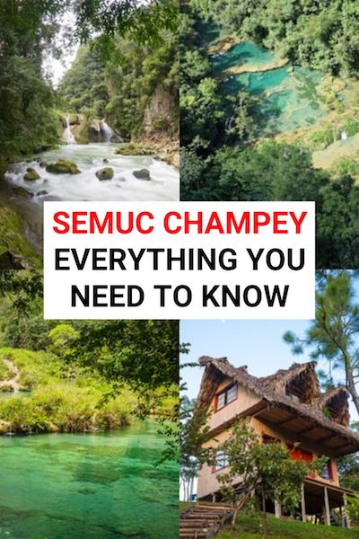 Semuc Champey, Guatemala is one of the best places to visit in Central America. See our Semuc Champey pictures, find out about the Semuc Champey caves and so much more #semucchampey #guatemala #centralamerica