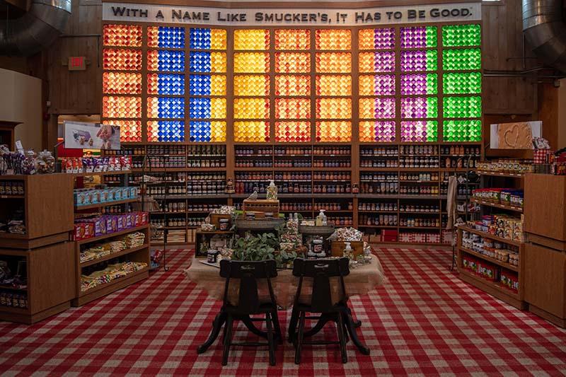 Smucker's Store Jams Orrville Ohio