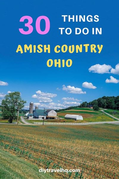 Amish Country Ohio | Things to do in Amish Country Ohio | Amish Country Ohio Road Trips | Amish Country Ohio Restaurants #amishcountryohio #amishcountry #ohiotravel #thingstodoinohio