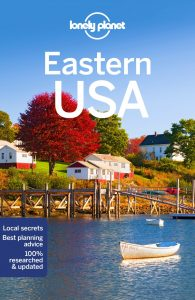 Eastern USA Lonely Planet Regional Travel Guide 2018