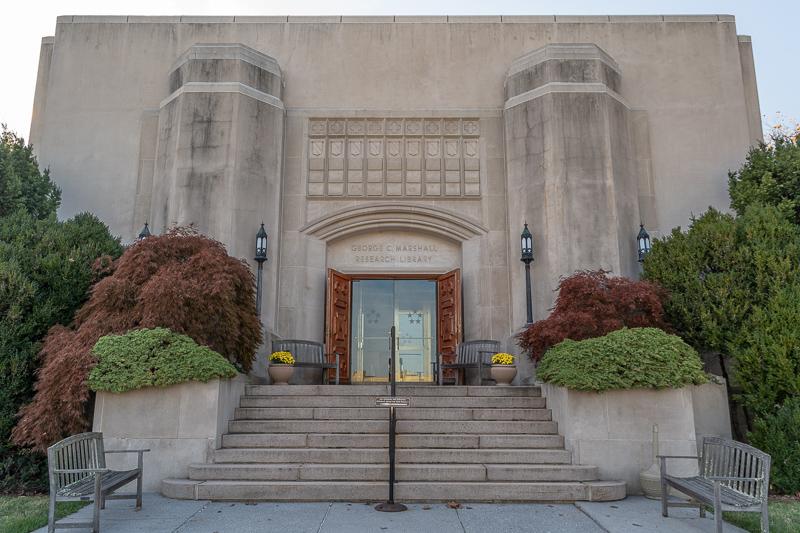 George C. Marshall Museum VMI Campus Lexington Virginia