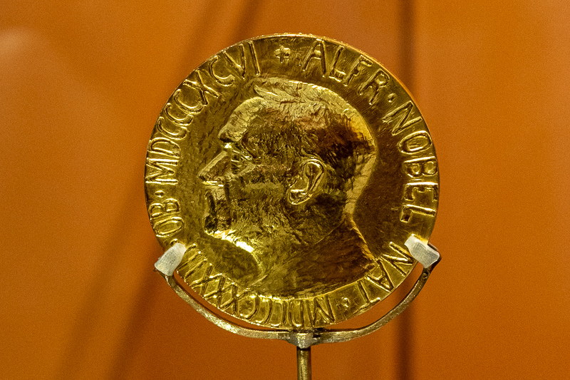 George C. Marshall Nobel Peace Prize Lexington VA