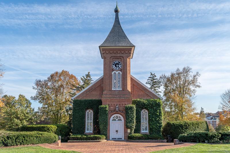 Lee Chapel and Museum Washington and Lee University Lexington Virginia