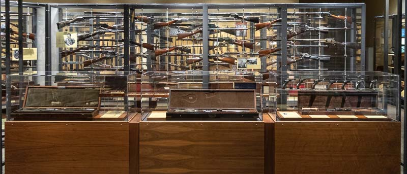 VMI Museum Gun Collection Lexington VA