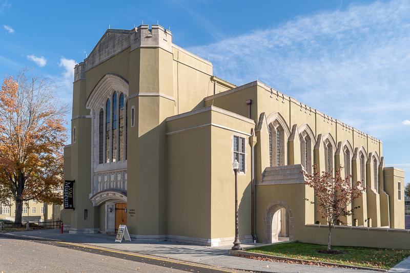 VMI Museum Lexington Virginia