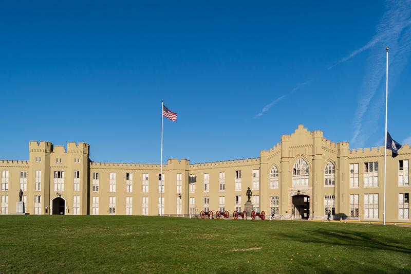 Virginia Military Institute Parade Grounds Lexington VA