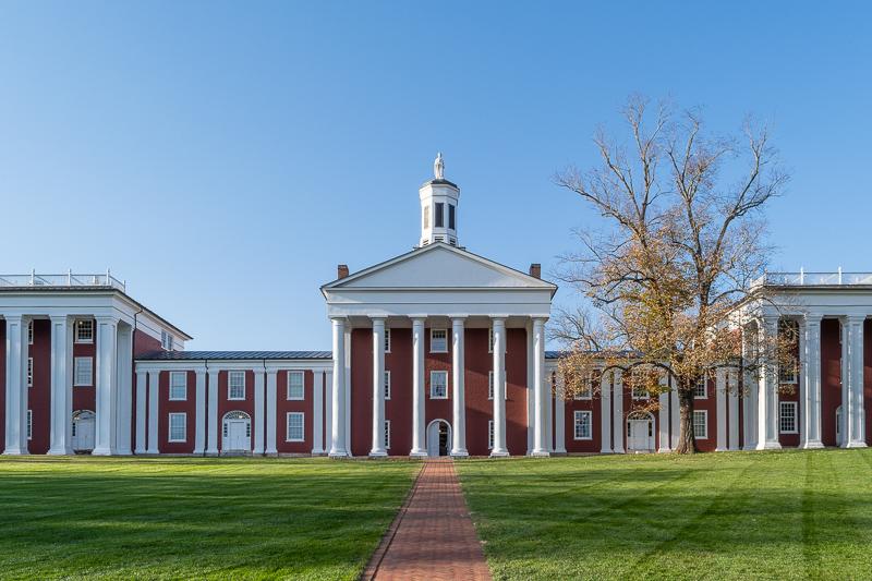 Washington and Lee University Campus Lexington VA