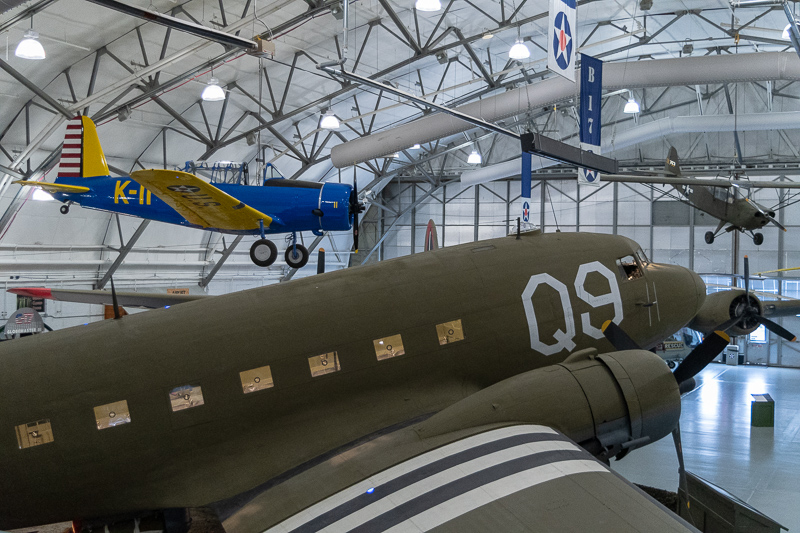 Air Mobility Command Museum Airplanes