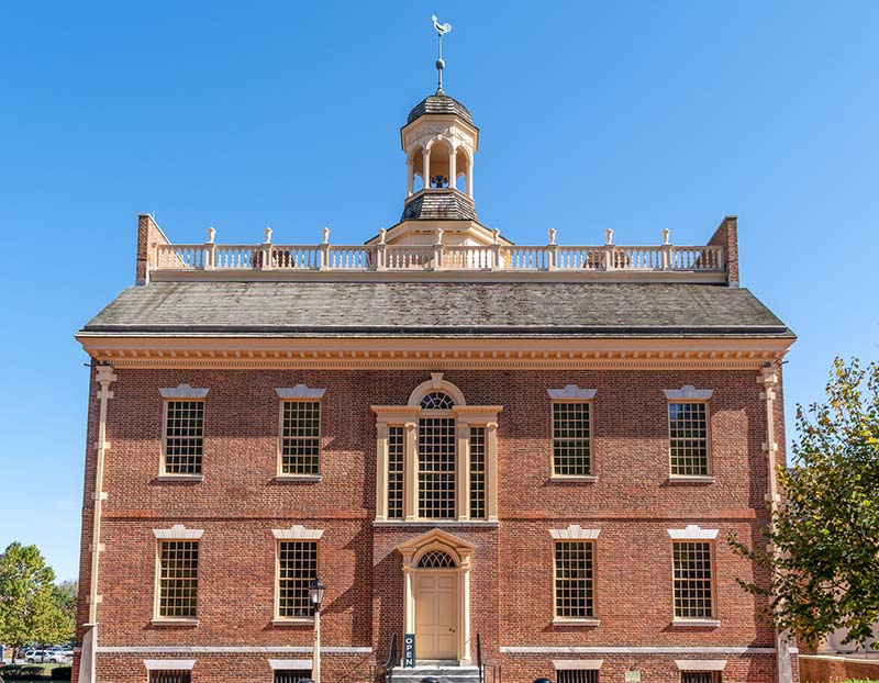 Delaware Old State House