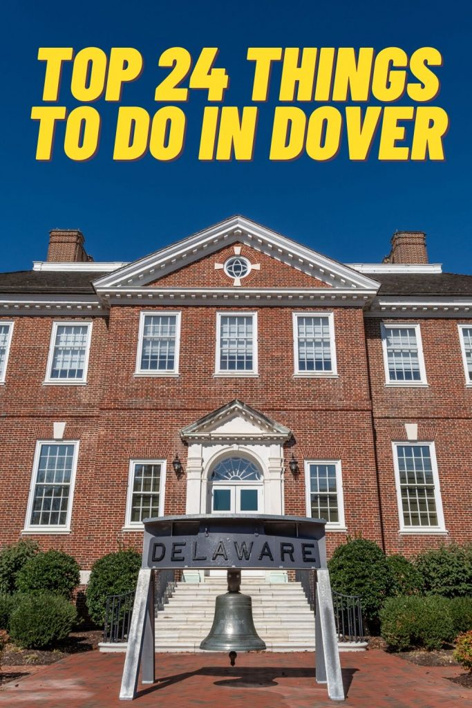 Discover all the top things to do in Dover, Delaware at the Delaware State Visitor Center.