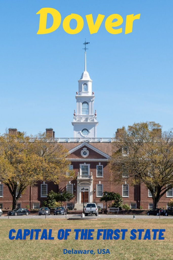 The First State Heritage Park in downtown Dover, Delaware is a great way to learn about American history. See the past and current government buildings.