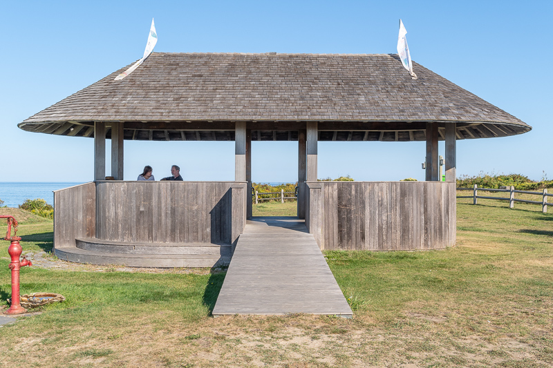 Ocean View Pavilion Block Island