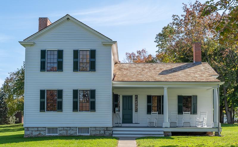 Elizabeth Cady Stanton Home Seneca Falls New York