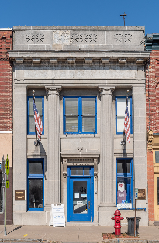 National Women's Hall of Fame Seneca Falls NY