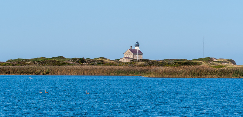 Sachem Pond Wildlife Refuge Block Island