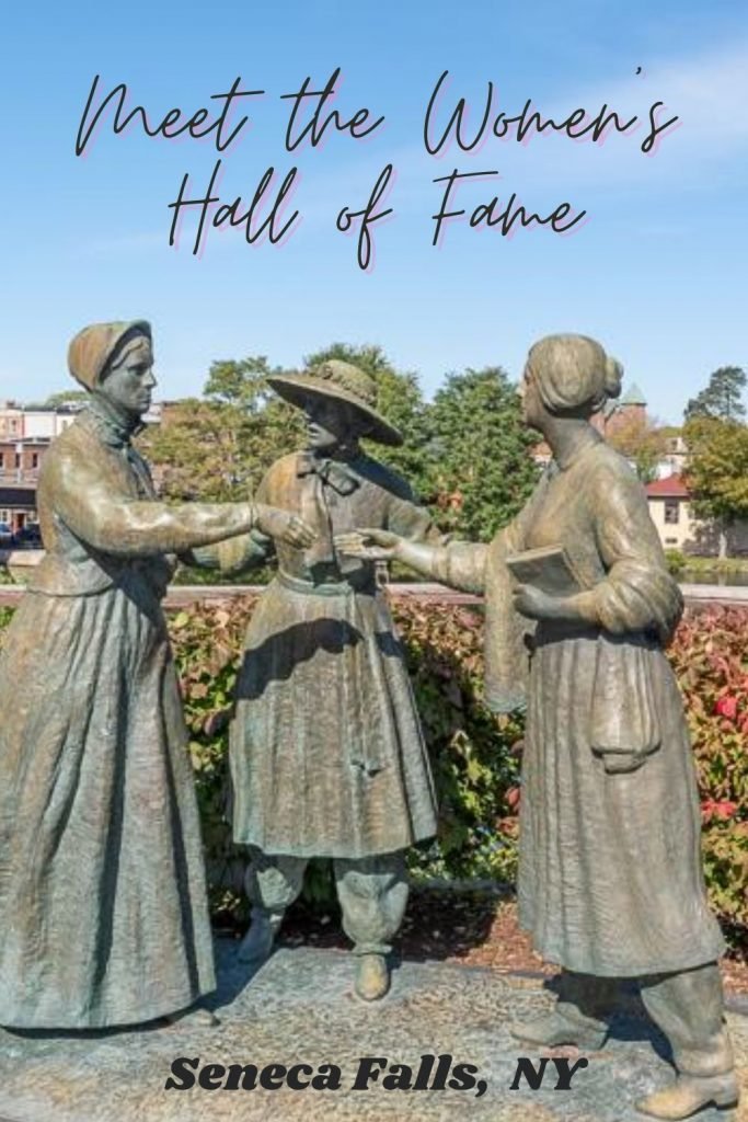 There are many historical things to do in Seneca Falls, NY. Check out the Women's Rights National Historic Park and National Women's Hall of Fame.