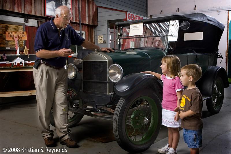 Ward W Ohara Agricultural Museum Auburn NY