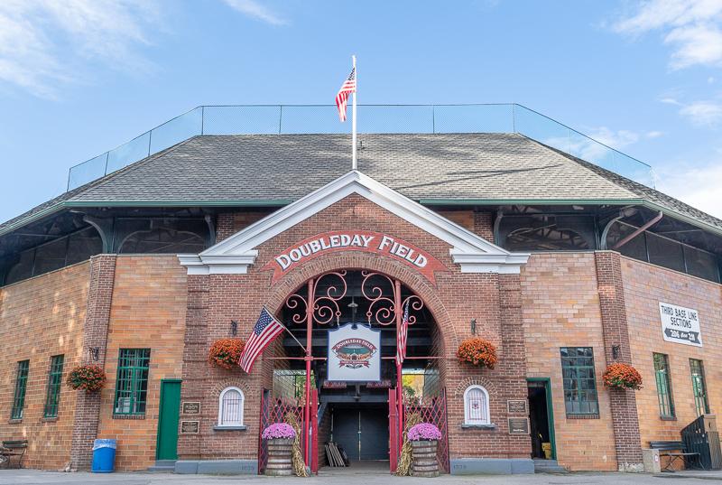 Doubleday Field Birthplace of Baseball