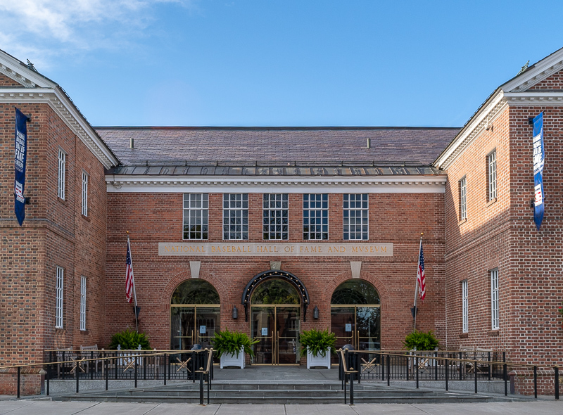 National Baseball Hall of Fame and Museum Cooperstown NY